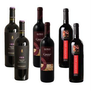 rødvin på tilbud